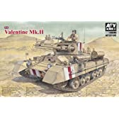 1/35 歩兵戦車 バレンタインMk.II 35185