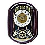 SEIKO-MARIONETTE-MELODY-IN-MOTION-WALL-CLOCK-QXM297B
