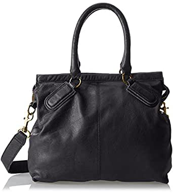 Liebeskind Berlin Addison Satchel,Black,One Size