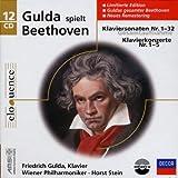 Gulda spielt Beethoven: Klaviersonaten 1-32 + Klavierkonzerte 1 - 5 title=
