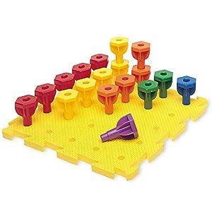 Learning Resources - Juguete para encajar para bebés (LER0594) - BebeHogar.com
