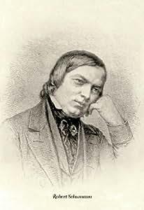 Robert Schumann 20x30 poster