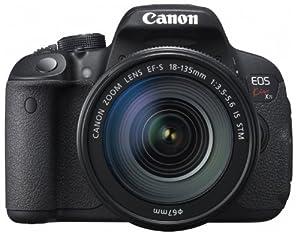 Canon デジタル一眼レフカメラ EOS Kiss X7i EF-S18-135 IS STM レンズキット KISSX7I-18135ISSTMLK