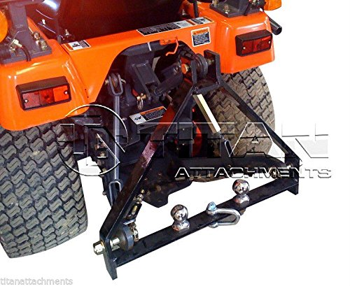 Kubota Three Point Hitch : Kubota bx trailer hitch compact tractor drawbar point