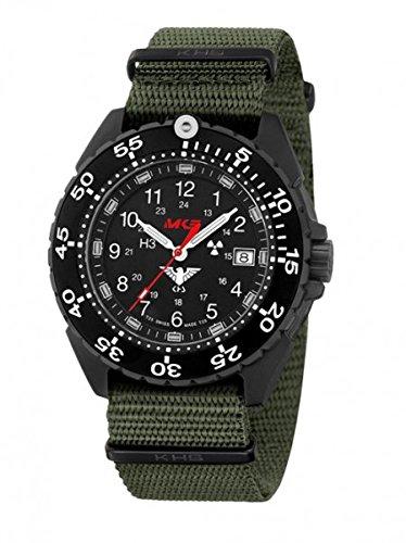 KHS Tactical orologio uomo Enforcer Black Titan KHS.ENFBT.NO