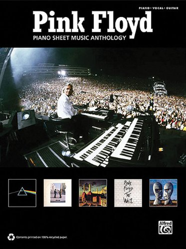 Pink Floyd Piano Sheet Music Anthology PVG