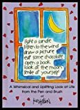 img - for Light a Candle: A Whimsical & Uplifting Look at Life from the Pen & Brush of Kristin book / textbook / text book