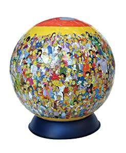 Ravensburger - Puzzleball Simpson's 240 Piece Jigsaw Puzzle