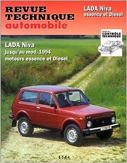 rta 435 3 lada niva 4x4 essence diesel 78 94. Black Bedroom Furniture Sets. Home Design Ideas
