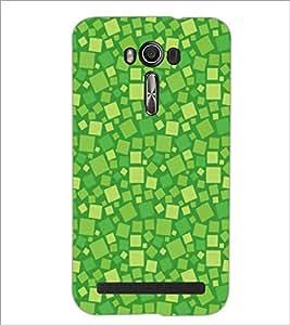 Printdhaba Pattern D-5485 Back Case Cover For Asus Zenfone 2 Laser Ze550Kl