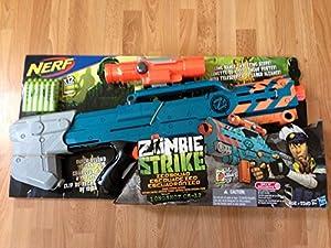 Nerf Zombie Strike CS-12 Longshot