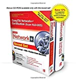 img - for Comptia Network+ Certification Boxed Set Exam N10-005: Includes Bonus Cd-rom (Certification Press) 5 Box Pap by Clarke, Glen E., Tracy, Robb H. (2012) Paperback book / textbook / text book