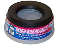 Road Refresher No Spill Portable Pet Bowl by Jolly Pets