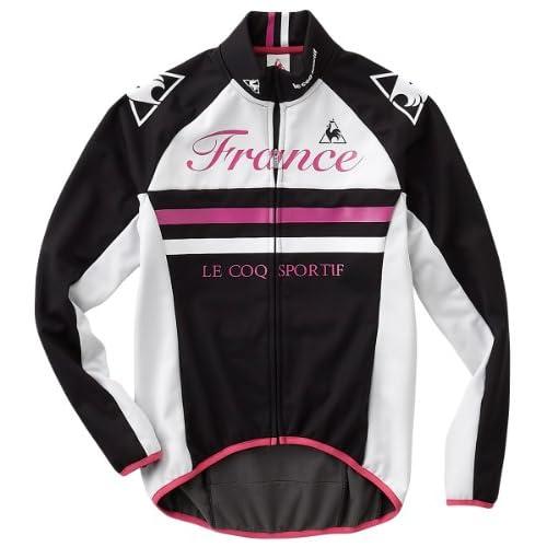 (ルコックスポルティフ)le coq sportif レディス アウタージャケット QC585233 BLK ブラック S