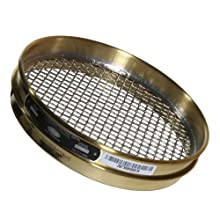Advantech 0.265 Inch Brass Test Sieve