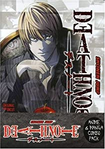 Death Note Vol. 1 with Graphic Novel Vol 1