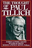 img - for Thought of Paul Tillich book / textbook / text book