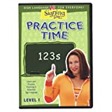 echange, troc Signing Time Practice: Abcs & 123s Level 1 [Import USA Zone 1]