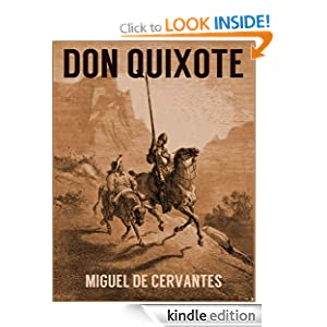 DON QUIXOTE (illustrated, complete, and unabridged)