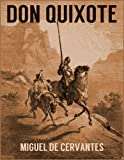 img - for DON QUIXOTE (illustrated, unabridged) book / textbook / text book