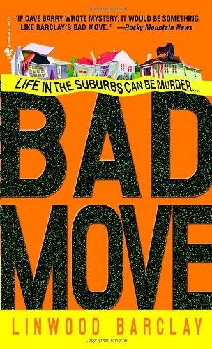Bad Move (Zack Walker #1)