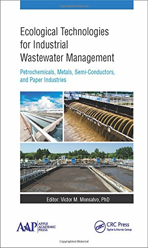 Ecological Technologies for Industrial Wastewater Management: Petrochemicals, Metals, Semi-Conductors, and Paper Industr
