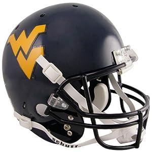 NCAA West Virginia Mountaineers Replica Helmet