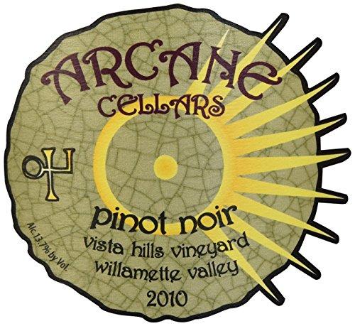 2010 Arcane Cellars Pinot Noir 'Vista Hills', Dundee Hills - Willamette Valley 750 Ml