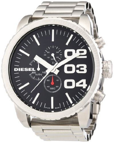 beseriet diesel dz4209 montre homme quartz chronographe chronom tre aiguilles. Black Bedroom Furniture Sets. Home Design Ideas