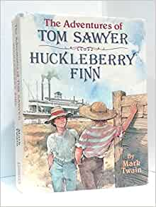 Resume tom sawyer en anglais