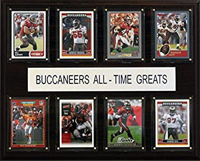 Tampa Bay Buccaneers Wood Wall Plaques
