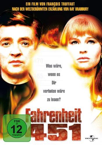Fahrenheit 451 [Alemania] [DVD]