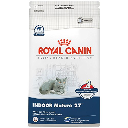 Royal Canin Feline Health Nutrition Indoor Mature 27 Dry Cat