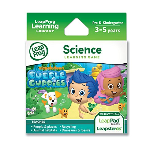 Nickelodeon Bubble Guppies Science