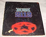 Rush 2112 Record Vinyl Album LP