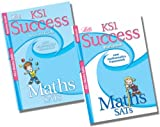 Letts Letts Success Revision Guides and Workbooks Key Stage 1 Maths Collection - 2 Books RRP £8.98 (KS1 Maths Revision Guide; KS1 Maths Workbook)