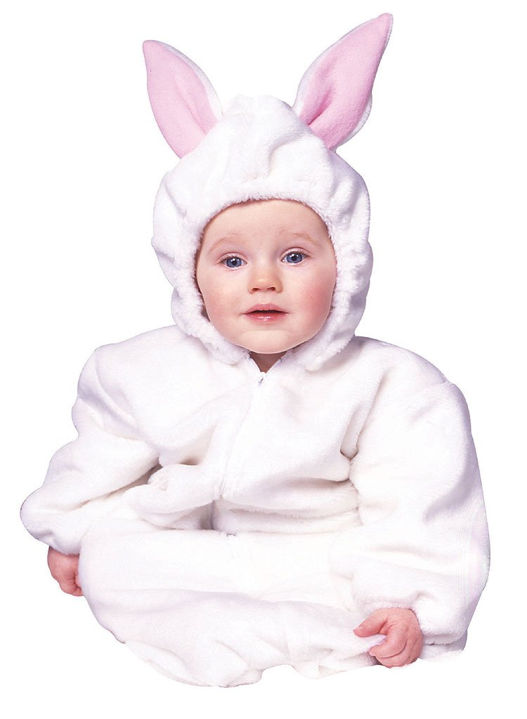 Sweet Bunny Bunting Infant Costume