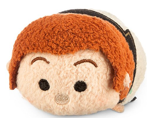 "Disney Frozen Tsum Tsum Hans 3.5"" Plush [Mini]"