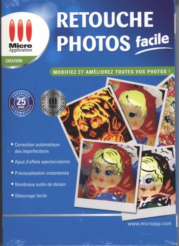 Retouche Photos Facile 2012