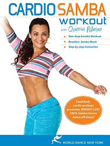 The Cardio Samba Workout with Quenia Ribeiro