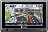 SANYO ワンセグチューナー内蔵メモリーポータブルナビゲーション「Mini GORILLA」NV-SB261DT NV-SB261DT