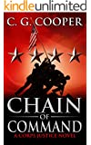 Chain of Command: A Marine Corps Adventure (Corps Justice Book 9)