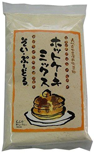 【そい・ぷーどるホットケーキミックス】大豆粉+小麦粉200g×1袋(200g)