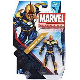 Nova Marvel Universe 016 Action Figure