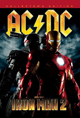 Iron Man 2 (With DVD) (Collectors Edition) by AC/DC (2010-04-19)