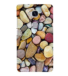 Colourful Marbles 3D Hard Polycarbonate Designer Back Case Cover for Huawei Honor 5X :: Huawei Honor X5 :: Huawei Honor GR5