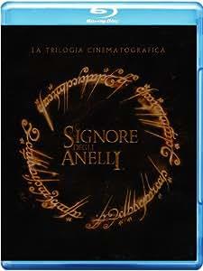 Il Signore Degli Anelli - La Trilogia Cinematografica (3 Blu-Ray) [Italia] [Blu-ray]