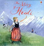 The Story of Heidi (Picture Book Classics Series)