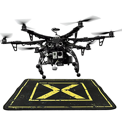 Squad Goods Drone Landing pad