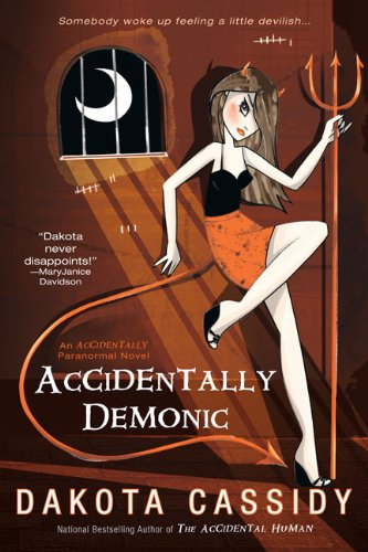 Image of Accidentally Demonic (The Accidental Series, Book 4)